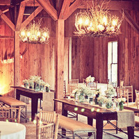 Boone Hall Plantation - Rustic Barn