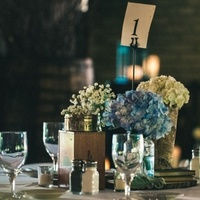 Soft Rustic Reception Decor