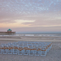Tides Folly Beach - Beach Ceremony