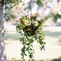 Floral Hanging Basket