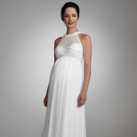 How to Choose Pregnant Wedding Dress