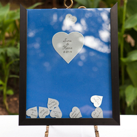 Shadow Box Guest Book