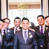 John and his Groomsmen