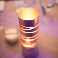 Modern Votive Candle