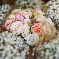 Lori's Bridal Bouquet