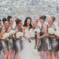 Mackenzie's Glam Bridesmaids