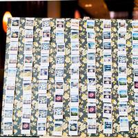 Polaroid Escort Cards
