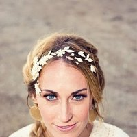 Rustic Boho Headpiece