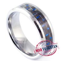 Blue Fiber Rings