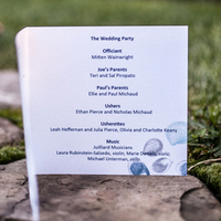 The Ceremony Details