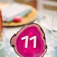 11 Inventive Table Number Ideas