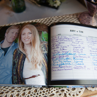 Amy and Tim's Guestbook