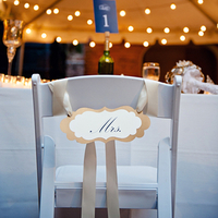 Samantha's Reception Chair