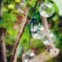 Hanging Bubbles and Lanterns
