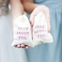 Peanut Wedding Favors