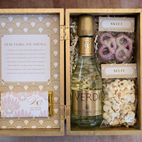 Elegant Wedding Welcome Box