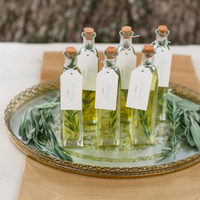 Rosemary Olive Oil Favors