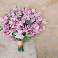 18 Monofloral Bridesmaid Bouquet Ideas