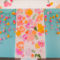 15 Creative Ceremony Backdrops