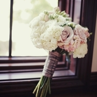 Rachel's White and Blush Bouquet