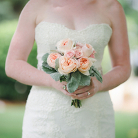 Christina's Bridal Bouquet