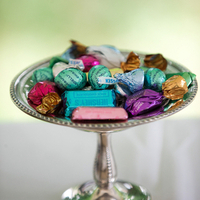 Colorful Candy Dish