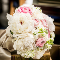Abbie's Bridal Bouquet