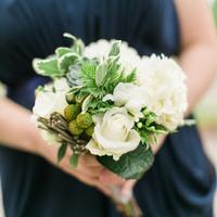 Kristen's Bridesmaids' Bouquets
