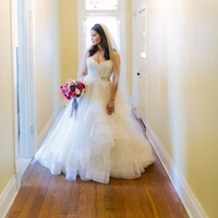 Romantic Tulle Ball Gown