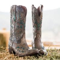 Melissa's Bridal Boots