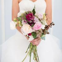 Romantic Hand-Tied Bouquet