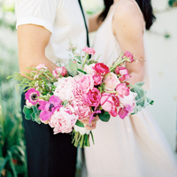 Pink Ombre Bouquet