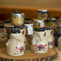 Maple Syrup Wedding Favors