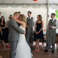 Heather and Bryant's First Dance