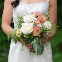 Anna's Bridal Bouquet
