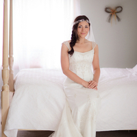 Anna's Bridal Look