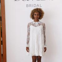 David's Bridal Fall 2015