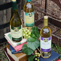 Wine Bottle and Book Decor