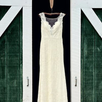 Robyn's Bridal Gown