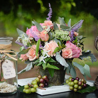 Vineyard Centerpiece