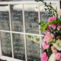 Windowpane Seating Chart
