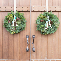 Pine Tree Wreaths