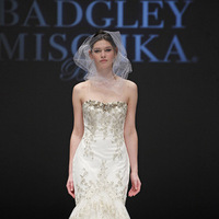 Badgley Mischka Fall 2015
