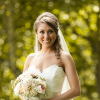 Jessica's Bridal Look