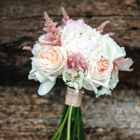 Betsy's Bridal Bouquet