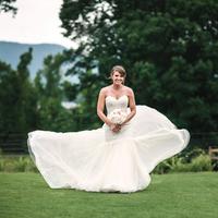 Betsy's Bridal Look
