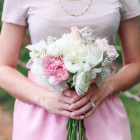 Betsy's Bridesmaids' Bouquets
