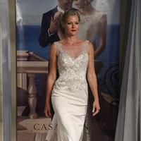 Casablanca Bridal Fall 2015
