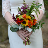 Tyler's Bridal Bouquet