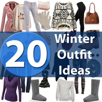Winter Fashion 2014 - 20 Winter Outfit Ideas for 2014